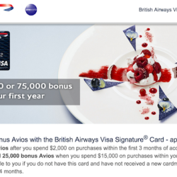 British Airways Visa