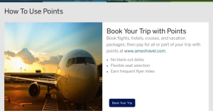 american express points