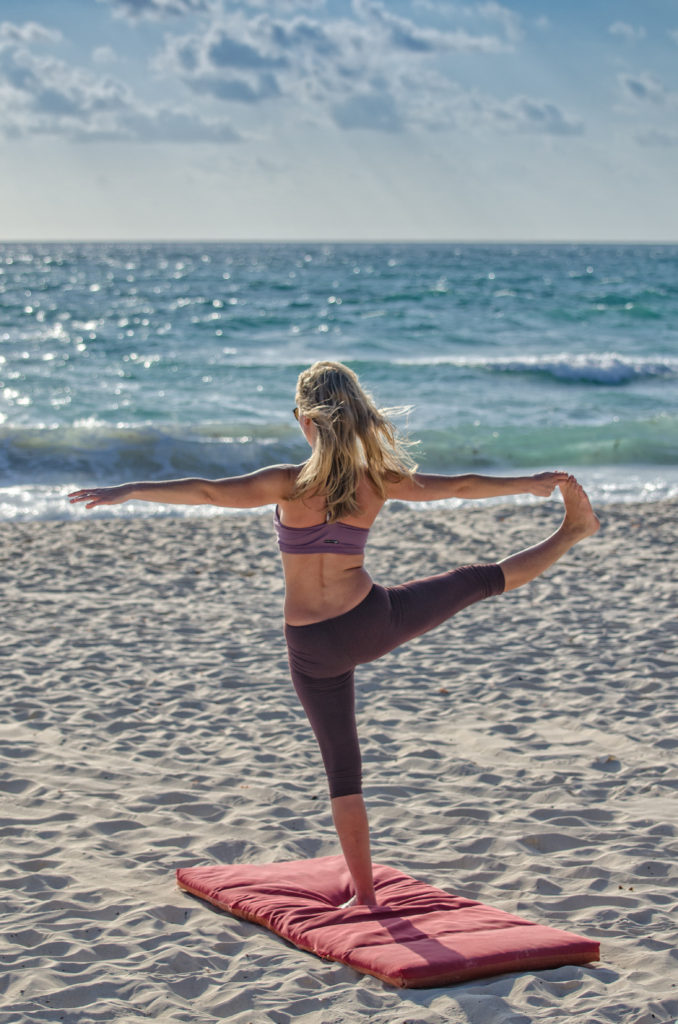 Choose the best yoga pants for your yoga setting