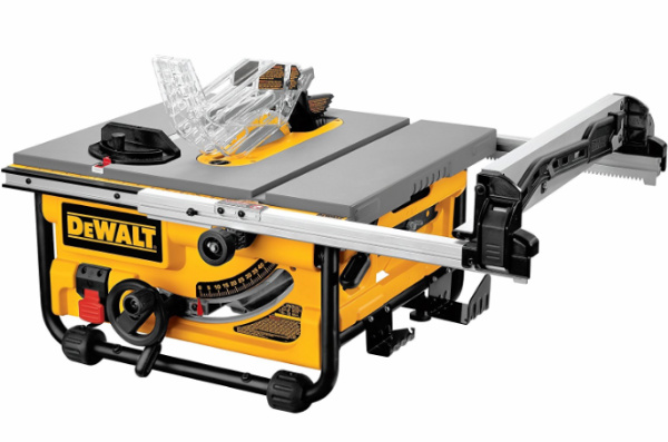 DEWALT DW745 10-Inch Compact Job-Site Table Saw - best table saw