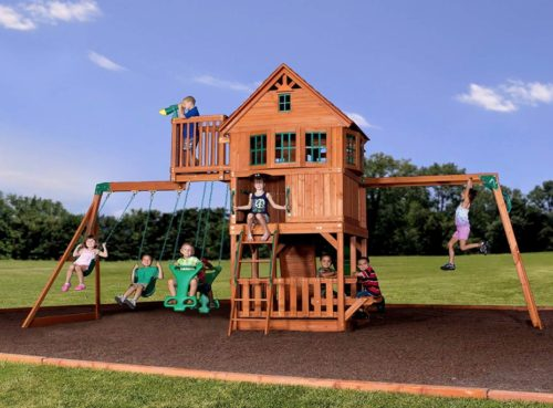 Best All-in-One Backyard Playground For the Kids - WalletPath